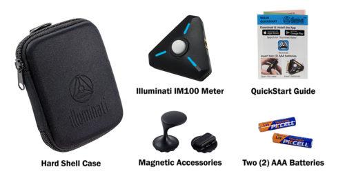 Illuminati Meter, What's Inside