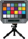 Isolight chart holder to check illuminance uniformity